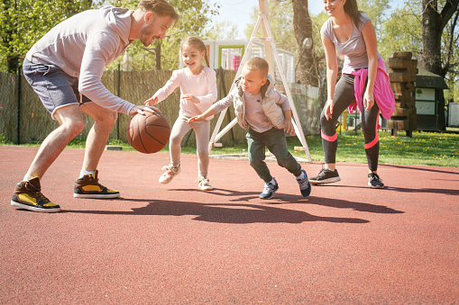Becoming a Physically Active Family