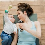 3 Ways to Exercise with Your Baby