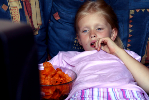 Why Advertising is Influencing Your Child's Diet