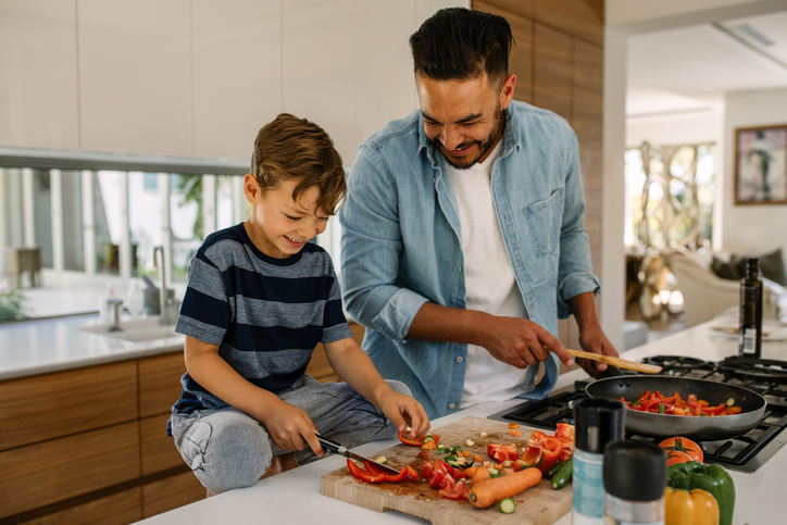 3 Reasons to Cook With Your Kids