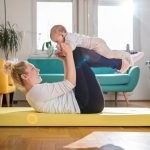 Fun Ways to Exercise with Baby Post-Pregnancy