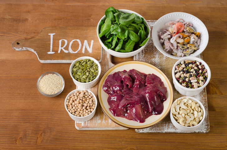 Your Teen Might Be Not Getting Enough Iron