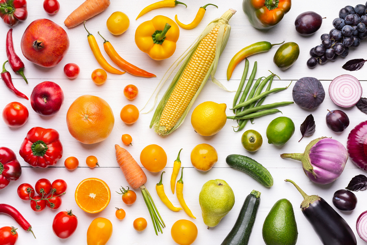 5 Reasons to Eat the Rainbow!