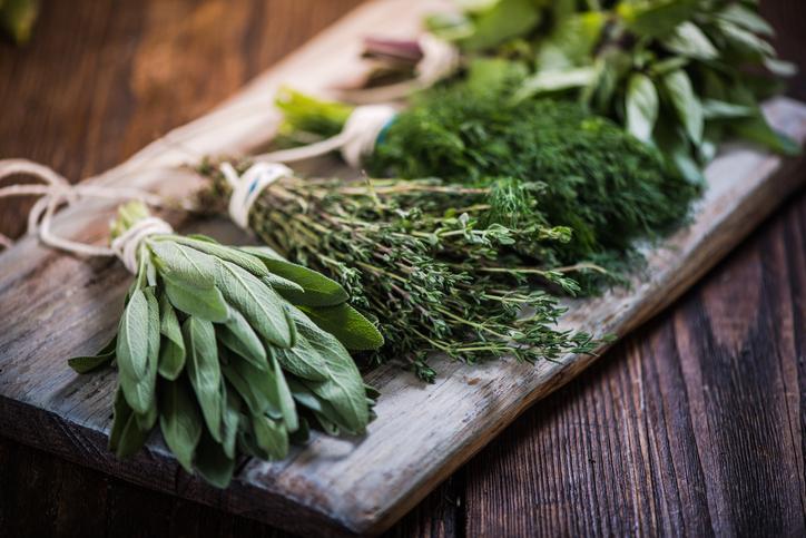 5 Ways To Use Fresh Herbs