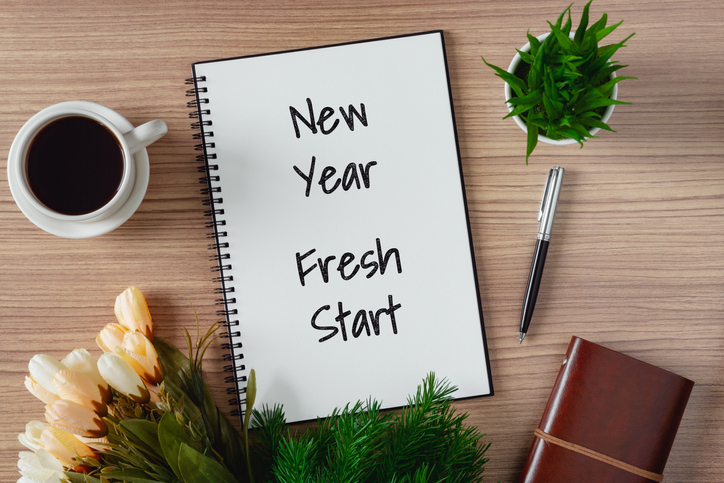 Easy Ways to Start New Year Resolutions