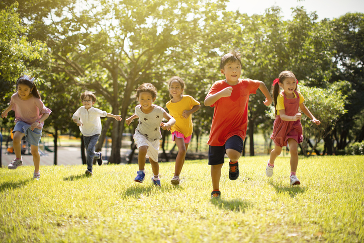 Ways to Encourage Kids to Be Active