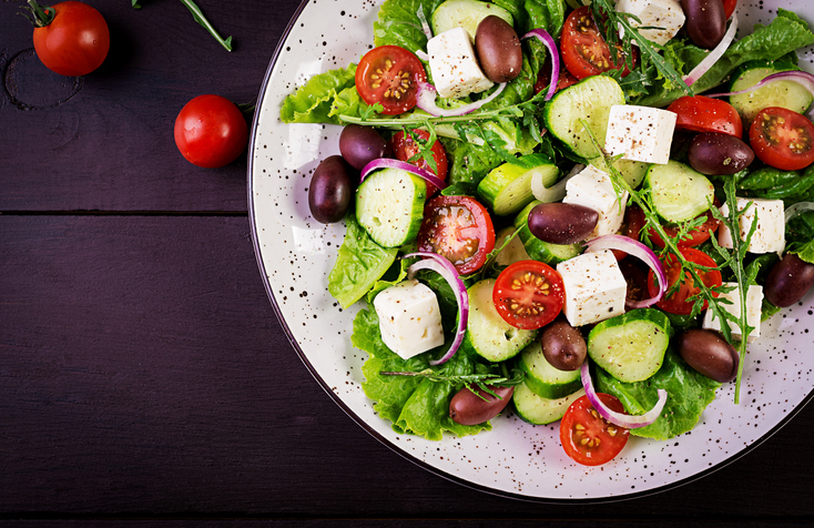 5 Steps To A Better Salad