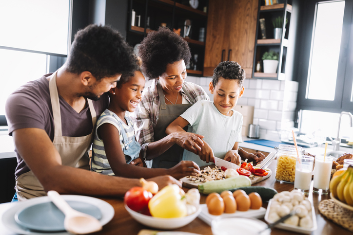 Healthy Eating with Kids Can Be a Challenge